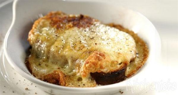 Open tosti op z'n Zwitsers: käseschnitte