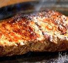 Perfect gebakken biefstuk