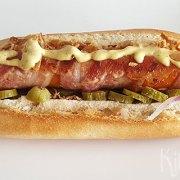 Hotdog deluxe