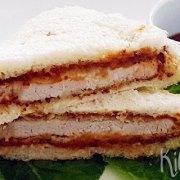 Katsu sando – een Japans broodje schnitzel