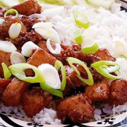 Thaise kipfilet met knoflook en zwarte peper