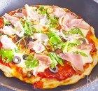 Panpizza basisrecept – pizza bakken zonder oven