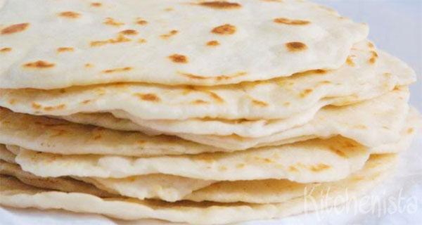 Zelf tortilla's maken voor wraps, taco's en meer