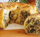 Filodeeg groentetaart met feta en rijst – Tip voor Pasen!