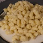 Three-Cheese Macaroni