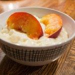 Arborio Rice Pudding with Cinnamon and Vanilla