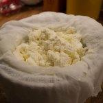 Creamy Homemade Ricotta