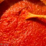 My Favorite Homemade Marinara Sauce