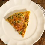 Frittata with Potato and Prosciutto