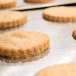 Chai-Spiced Shortbread Cookies
