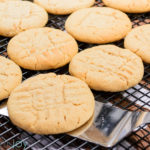 Perfect Peanut Butter Cookies & A Pinterest Party