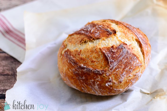 Homemade Dutch Oven Bread Kneaded And No Knead Methods