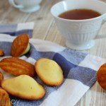 Madeleines (French Sponge Cakes)