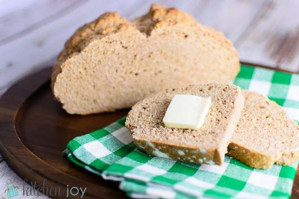 Classic Irish Brown Soda Bread