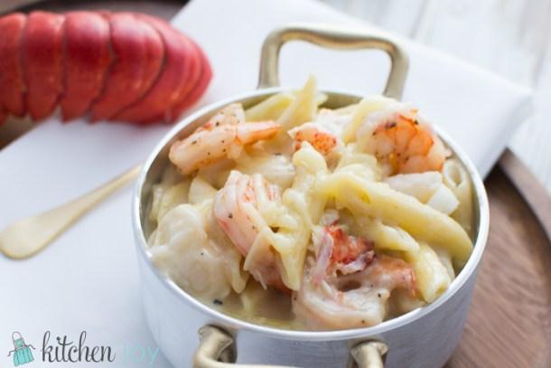 Shrimp & Lobster Penne (13)