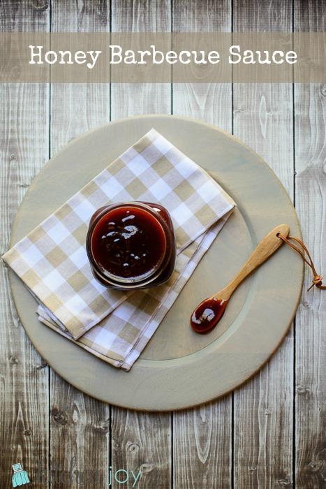 Honey-Barbecue-Sauce