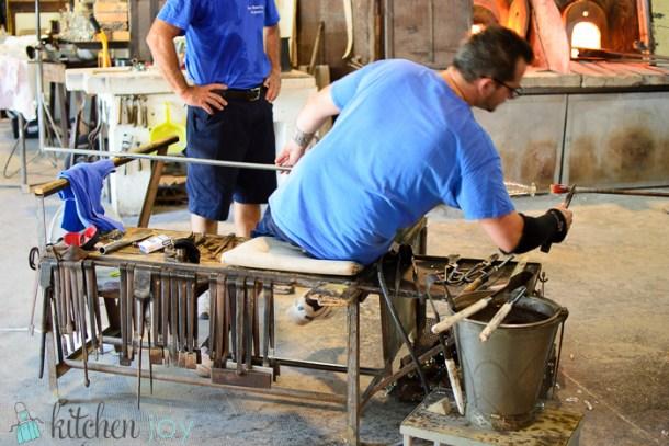 Murano Glass Factory Tour