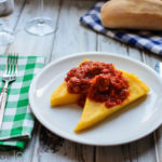 Baked Parmesan Polenta