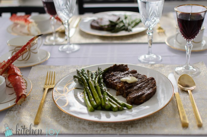 A Valentine's Day Menu for Guys to Cook & How to Pull It Off Flawlessly - Kitchen Joy