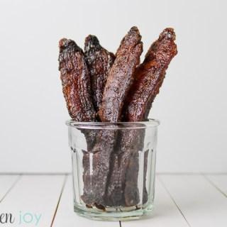 Candied Bacon - Kitchen Joy