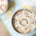 Mama's Super Soft Cinnamon Rolls