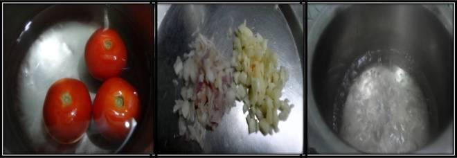 fusili pasta in tomato sauce making1