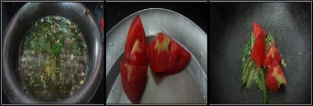 coriandergarlicrasam