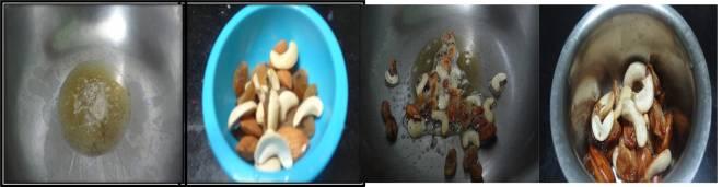 ragimilk carrot halwa