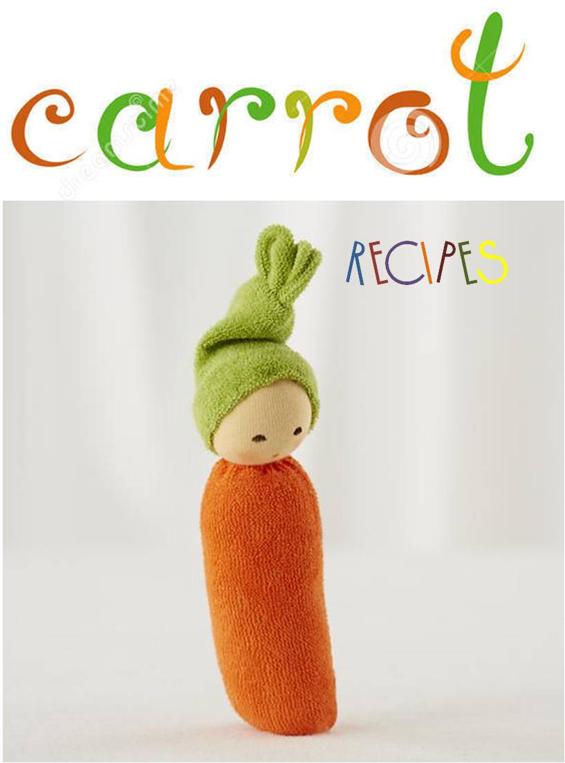 CARROT RECIPE COLLECTION