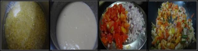 moong dhal pancake