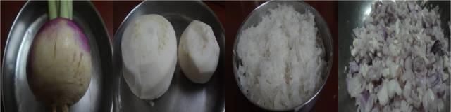 turnip paratha1