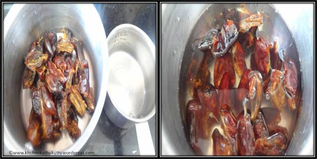 home made dates syrup