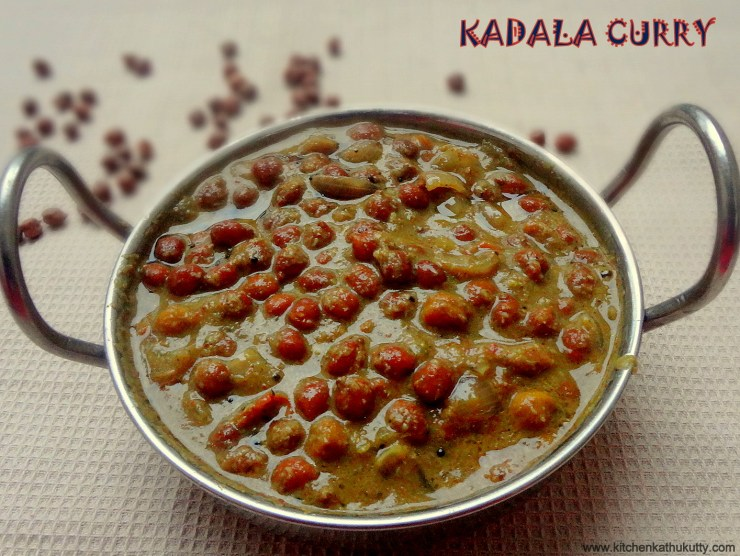 kerala kadala curry