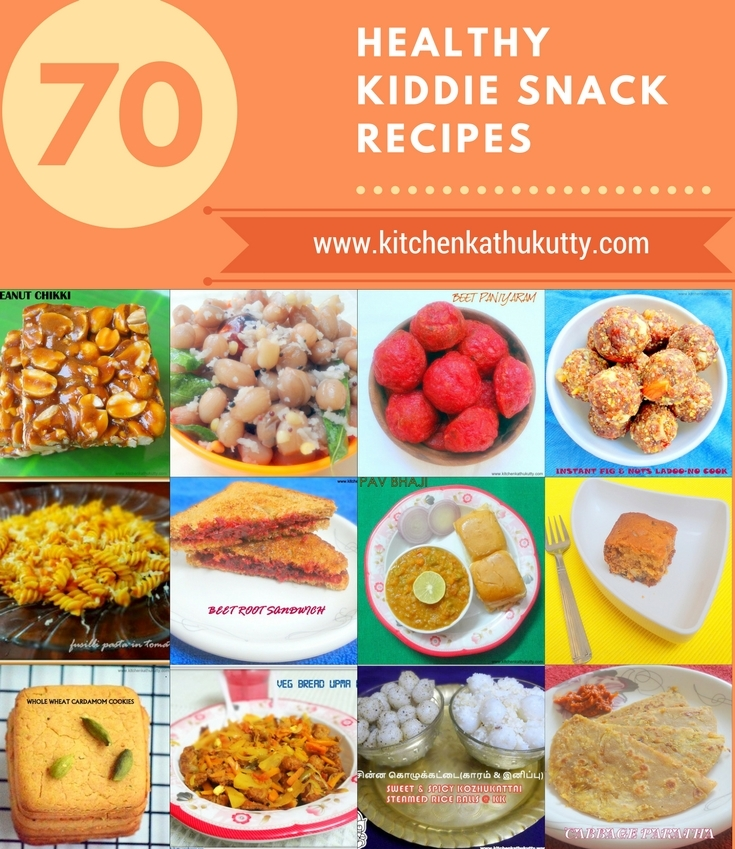kids snack box recipe