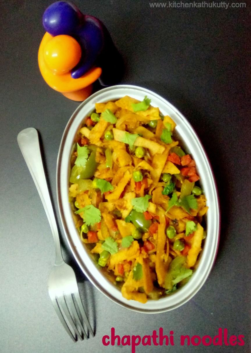 chapathi noodles
