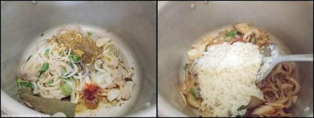restaurant style paneer biriyani