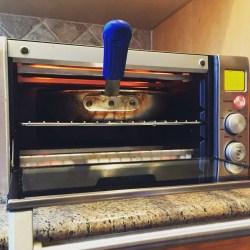 At-Home Cooking Salamander Broiler