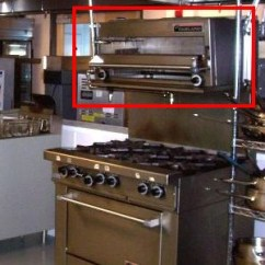 Kitchen Salamander Hoods Hack A Cooking Broiler For Your Home Professional