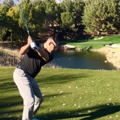 Golfing at Shadow Creek Las Vegas