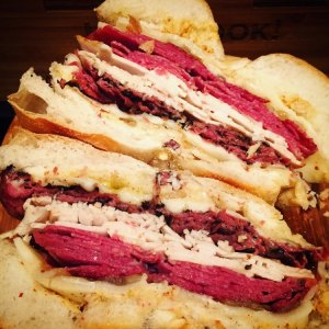 NYC Deli Sandwich Recipe