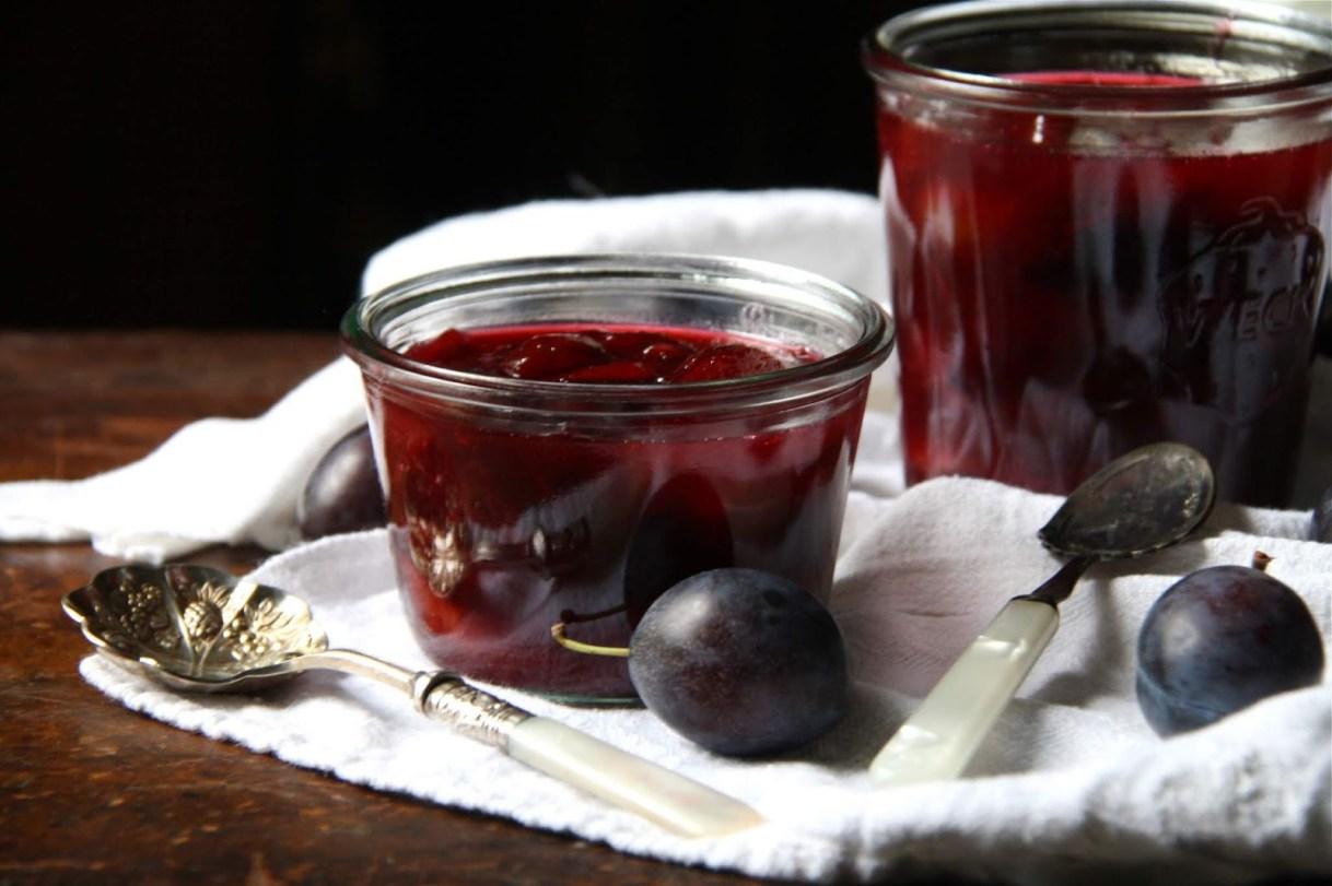 salted sugared spiced™: Italian Plum Jam