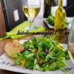 Spicy Arugula-Endive Salad – The Healing Foods Cookbook