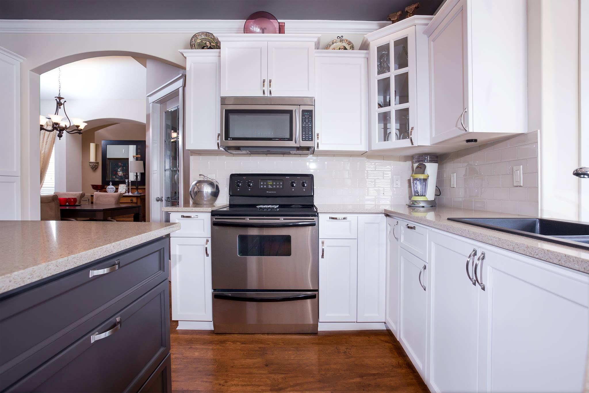 kitchen makeovers decor for before after 1b beautiful renovations vancouver
