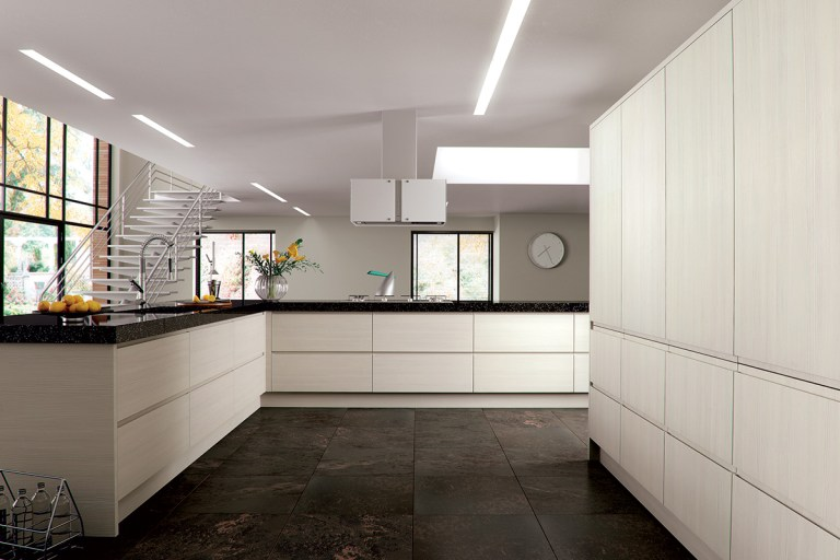 Avola Cream Knebworth Kitchen 1