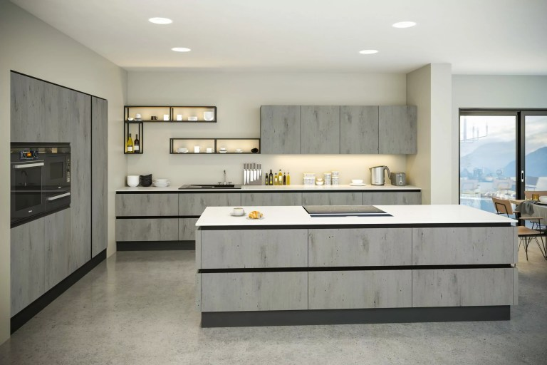 London Concrete Venice Kitchen 1 scaled