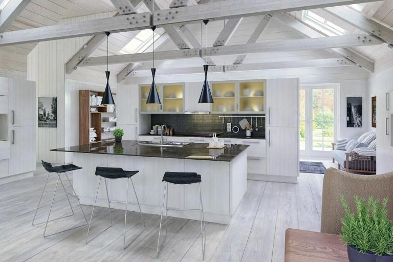 Opengrain White Venice Kitchen scaled