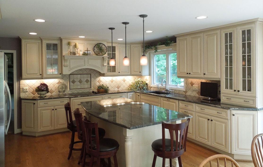 cherry wood kitchen island fryer kitchenmaster   remodeling