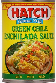 Hatch Green Chile Enchilada Sauce Mild