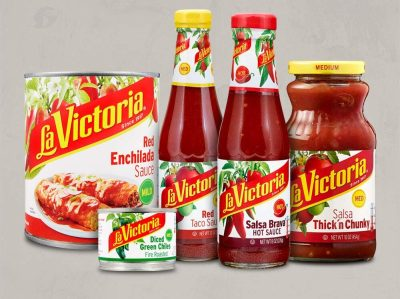 La Victoria Enchilada Sauce, Mild