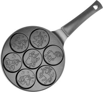 CucinaPro Unicorn Mini Pancake Pan